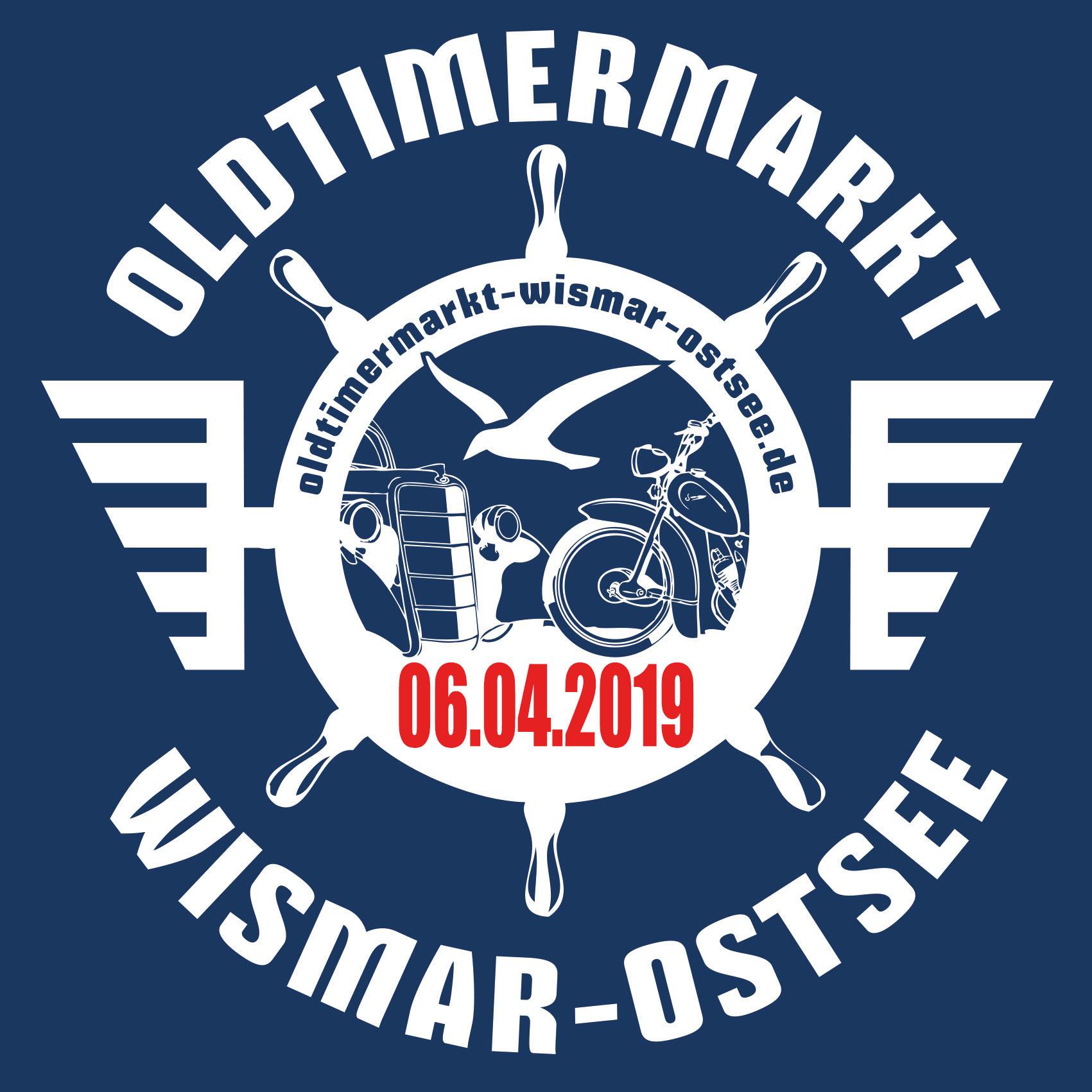 Oldtimermarkt-Wismar-Ostsee